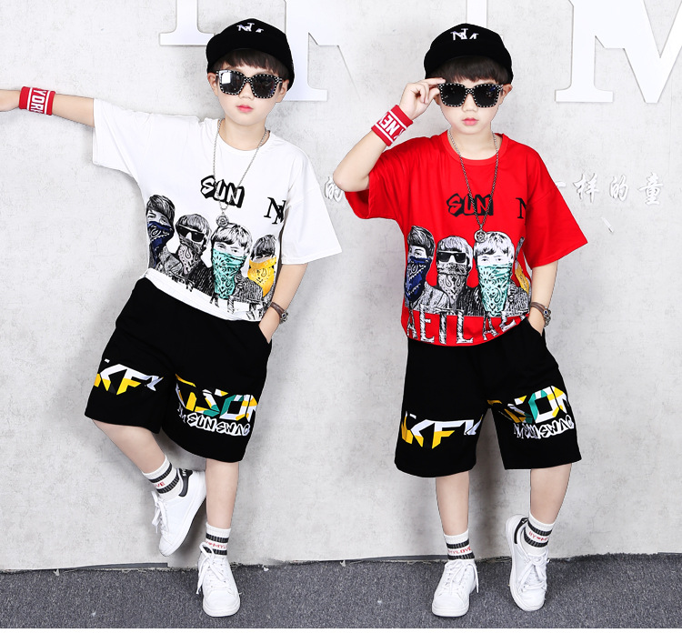 menino outfit esporte terno crianças conjunto 5 6 7 9 11 13 15 anos