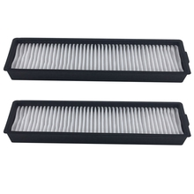 2-Piece Replacement HEPA Filter for LG Hom Bot VR6270LVM/VR65710/ VR6260LVM Series Robot Cleaning