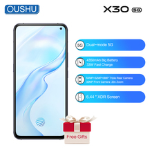 Original 5G vivo X30 Mobile Phone Exynos 980 Android 9.0 20X
