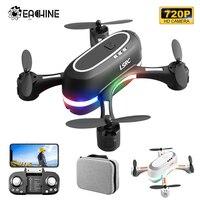 Eachine y LSRC-NVO Arco Iris RC Mini Drone bricolaje Arco Iris marquesina con 480P 720P Cámara Dual de HD WIFI FPV RC Quadcopter Drone juguetes de regalo