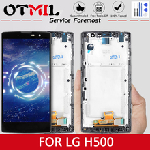 цена на 5.0OTMIL For LG H500 LCD Display Touch Screen with Frame Digitizer  H500F H502F H500N H525N For LG Magna H500 Display