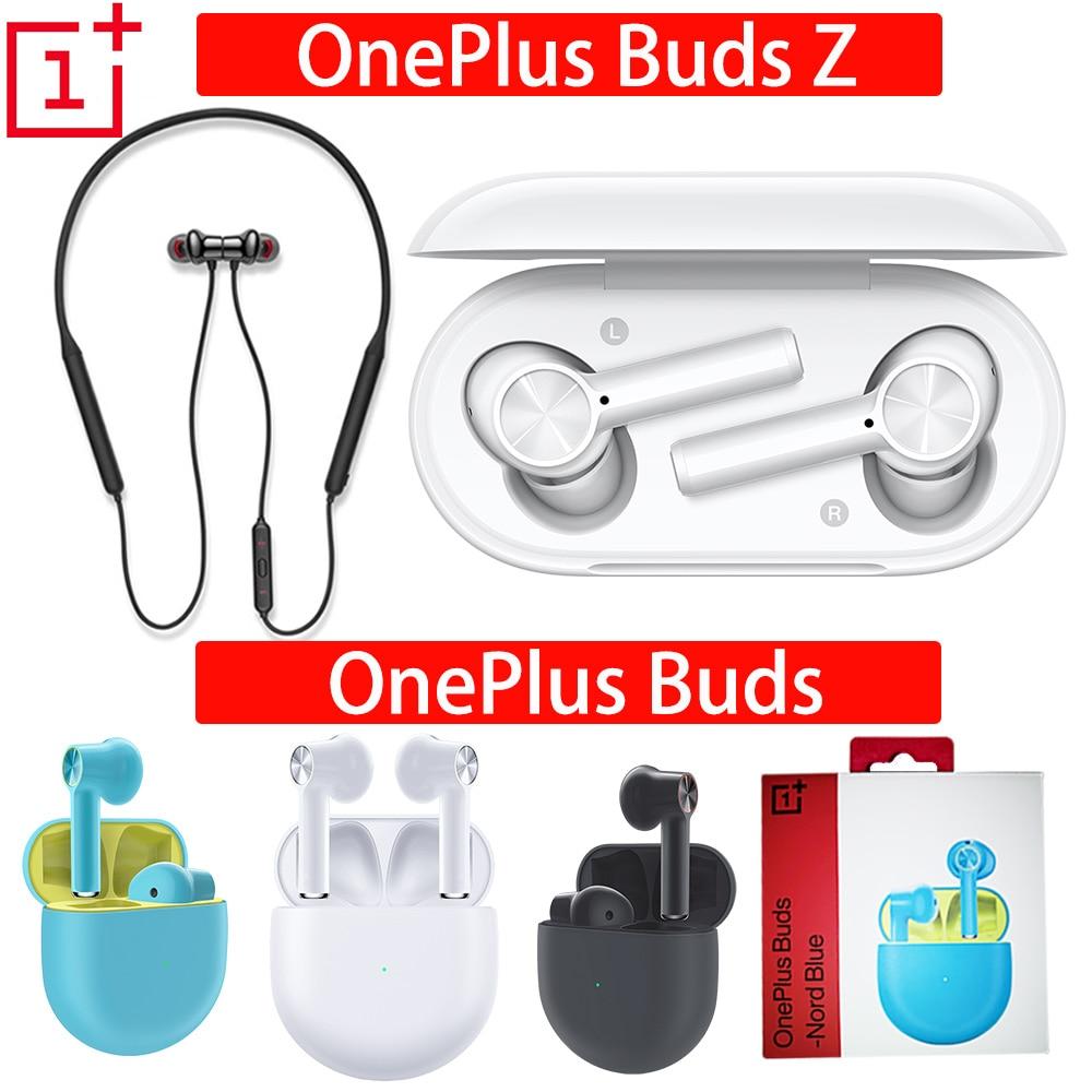 Original OnePlus Buds Z TWS Wireless Headphone Bluetooth Earphone Bullets 2 In Ear Headset For Xiaomi Phone Handsfree EarBuds