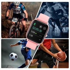 Image 4 - Montre intelligente COLMI M31 tactile IP67 étanche Mode de sport Multiple montre intelligente bricolage visage pour Android et IOS