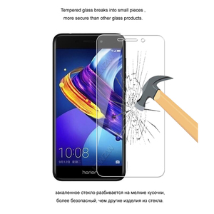 Image 3 - For Huawei Honor 6C Pro Glass Premium 2.5D Tempered Glass Screen Protector For Huawei Honor 6C Pro Protective Glass