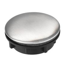 Uxcell Крышка отверстия для крана диаметром от 1 до 1,2 дюйма, крышка отверстия для кухонной раковины 304 из нержавеющей стали