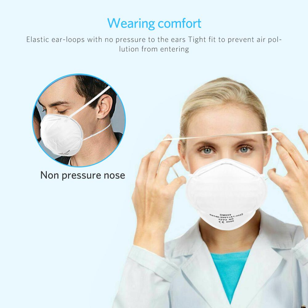 masque anti microbe ffp2