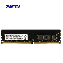 ZiFei ram DDR4 16GB 2133MHz 2400MHz 2666MHz 288Pin LO-DIMM 1,2 v dual channel motherboard für Desktop