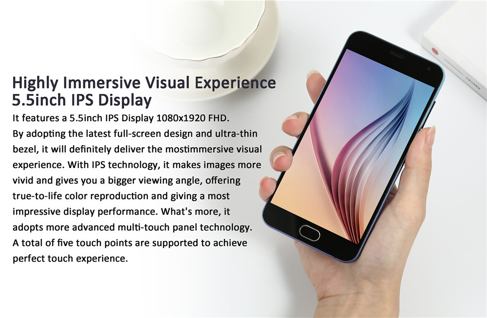 Highly Immersive Visual Experience 5