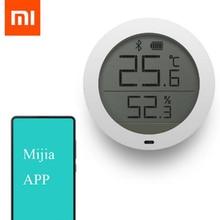 Originele Xiaomi Lcd scherm Digitale Thermometer Mijia Bluetooth Temperatuur Smart Vochtigheid Sensor Vochtmeter Mi Thuis App