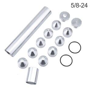 Image 3 - SPEEDWOW 15 pièces aluminium piège à carburant solvant filtre 1/2 28 5/8 24 D cellule stockage tasses pour NAPA 4003 WIX 24003
