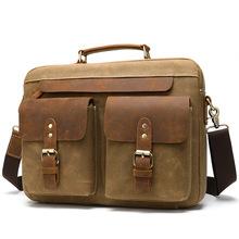 Męskie teczki torba męska oryginalne skórzane biznesowe torebki biurowe męska torba na laptopa skórzane teczki męskie torby prawnika tanie tanio Prawdziwej skóry Skóra bydlęca NONE Pojedyncze Poliester 1 5kg 27cm zipper Wnętrze slot kieszeń Kieszeń na telefon komórkowy