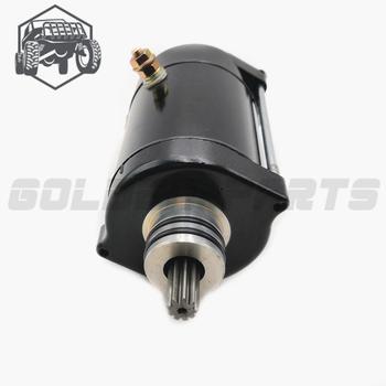 YAMAHA Raider 1100 starter motor Replace:YAMAHA#63M-81800-00-00 12V 650W CW Rotation 9-tooth drive gear 1124B
