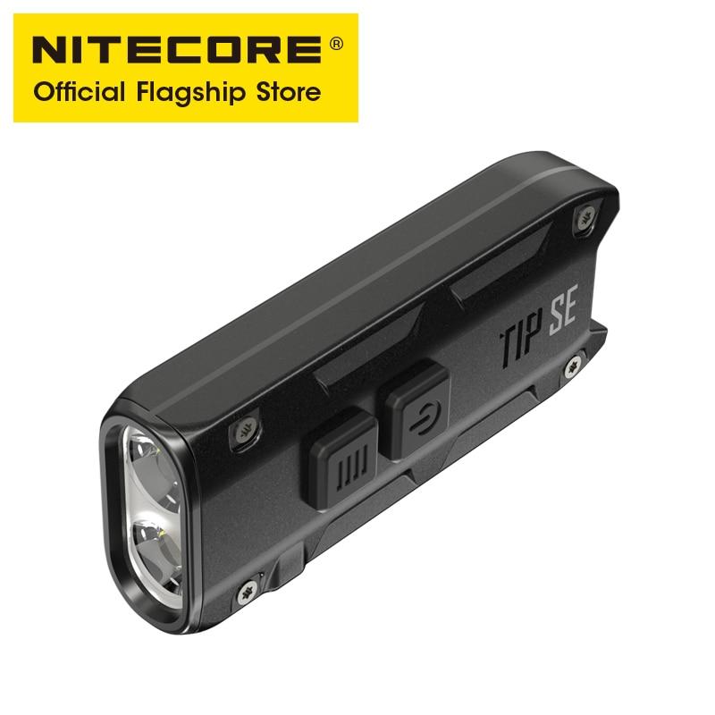 cheapest NITECORE TIP SE mini 700 lumen bright light highlights portable EDC emergency small flashlight