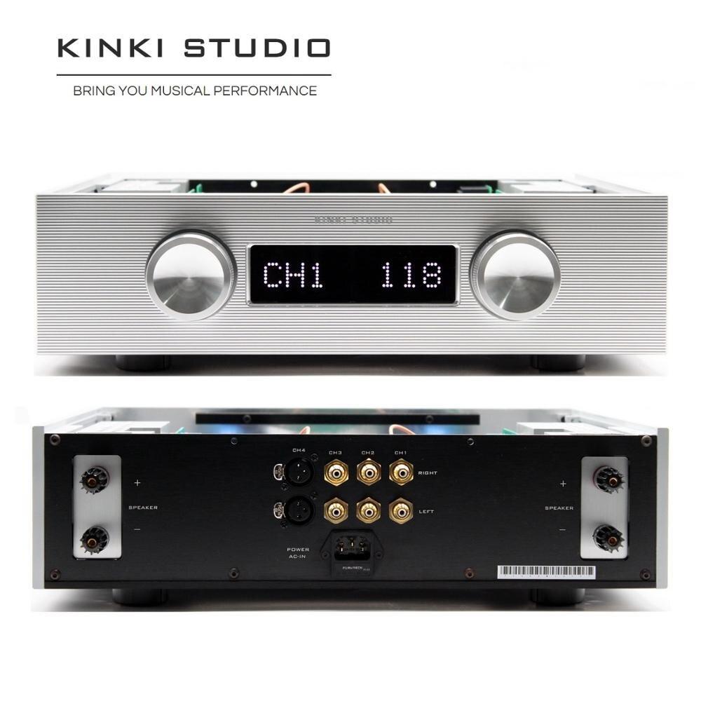 KINKI STUDIO EX-M1 215W + 215W Combined Amplifier