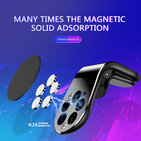 Magnetic Car Phone Holder Stand 1