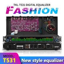 ECUALIZADOR de Audio Digital TKL T531, 31 bandas, equipo de sonido profesional