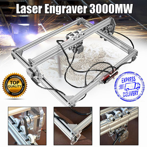 50*65cm Mini 3000MW Blue Laser