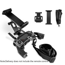 Phone Tablet Holder Bracket for DJI Mavic MINI PRO 2 Pro Zoom Spark AIR Monitor Front View Mount Stand Stent Drone Accessories