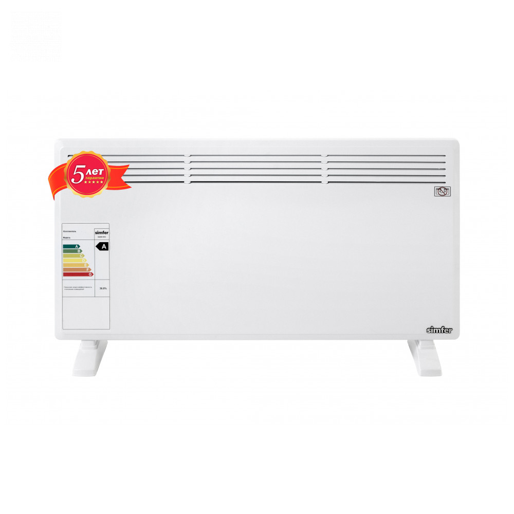 все цены на Electric Heaters Simfer S 4200 KVC household appliances convector heater for home онлайн
