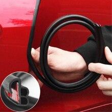 Ochronna krawędź do drzwi samochodu zabezpieczenie przed zarysowaniem paski naklejki na samochód uszczelnienie listwy drzwiowe uniwersalne akcesoria wewnętrzne stylizacja taśmy uszczelniające