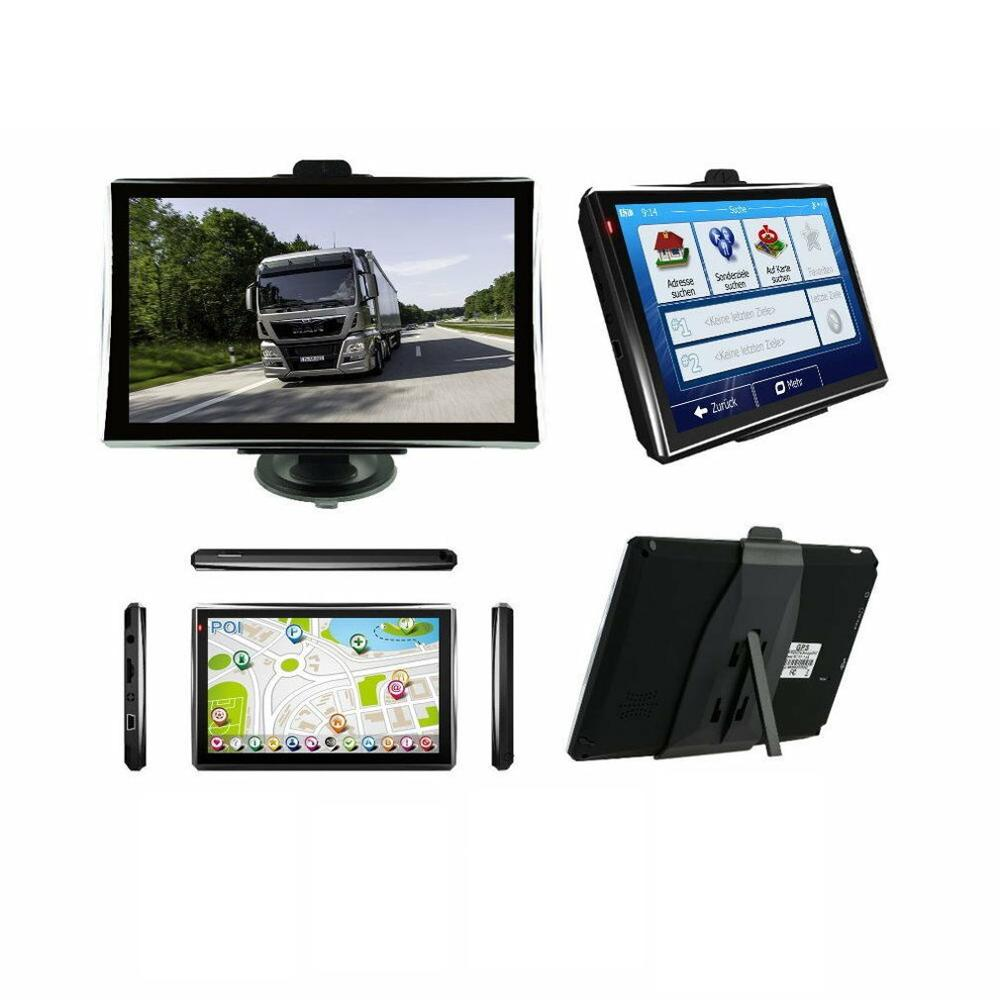 Positioning-Chip Gps Resistive-Screen-Navigator Satellite 7-Inch for Mediatek 7-Zoll/lkw