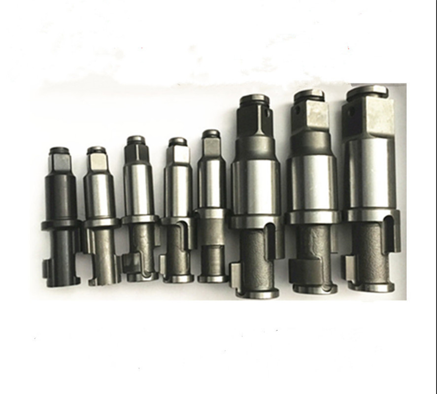 Original Small Wind Cannon Stroke Gun Accessories Pneumatic Wrench Parts Spindle Impact Shaft Front Axle Iron Shaft