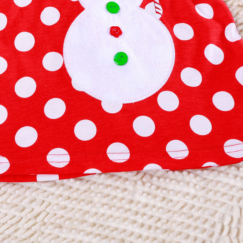 Ha5accc7534994501802c6e700e1862b97 2-6T Santa Claus Christmas Dress Kids Party New Year Costume Winter Snowman Baby Girl Clothes Christmas Tree Children Clothing