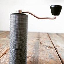 Кофемолка Timemore chestnut C2. Портативная ручная кофемолка высокого качества с двойным позиционированием подшипников.