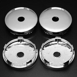 Image 5 - Tapas de cubo de rueda Universal ABS para coche, 60mm/56mm, 4 unidades por lote