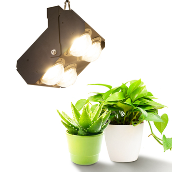 Hydroponics COB LED Grow Light Full Spectrum 400W LED Plant Grow Lamp for Indoor Greenhouse Plants Veg & Flowering Stage фото