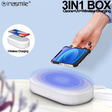 Uv-Disinfection-Box Sterilization Airpods iPhone Ce for Case Face-Mask Iwatch-Strap Ozone