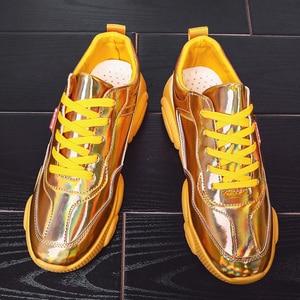 Image 1 - Baskets respirantes en maille pour hommes, chaussures De loisirs, tennis, 2020
