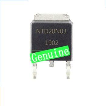 10pcs/lot 20N03 TO252 New Original Genuine 10pcs lot 20n03 to252 new original genuine