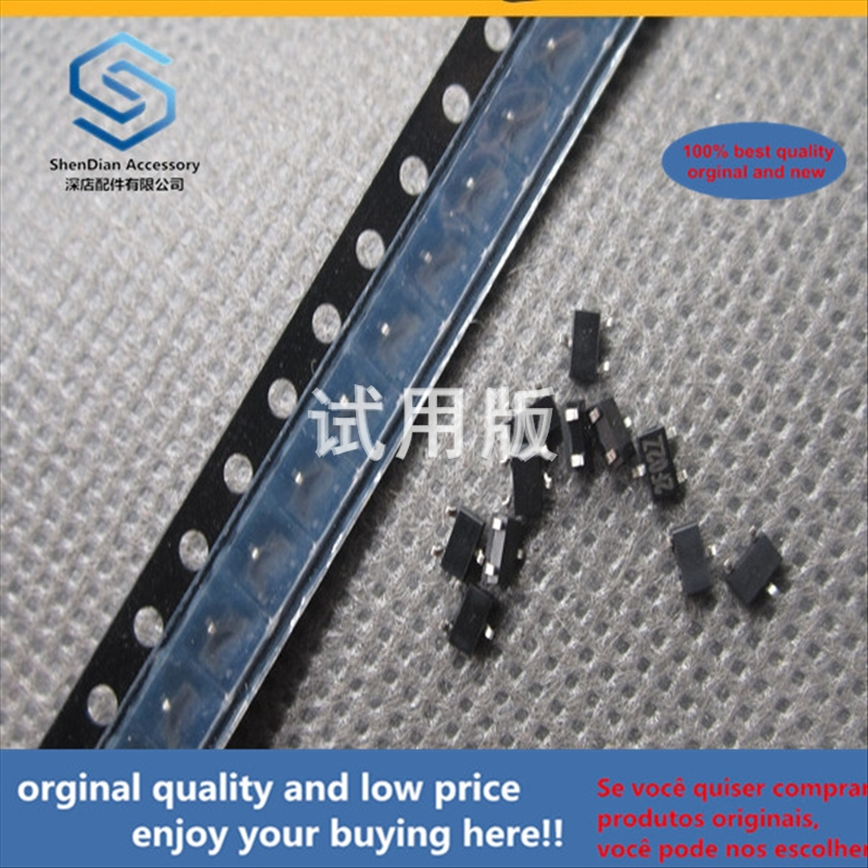 50pcs 100% Orginal New Best Quality Triode XC6206P302MR 65Z5 SOT-23 3V 6202P302 Positive Voltage Regulator Chip