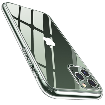 Transparent Silicone iPhone 11 Pro Cover