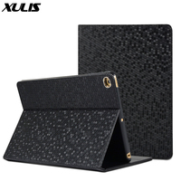 New solid color sequin ipad air 2 protective cover anti fall waterproof and durable flash sequin ipad case for ipad5 6 9.7inch|Tablets & e-Books Case| |  -