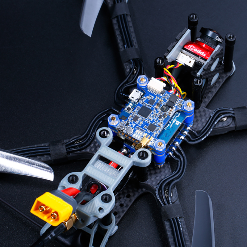 Clearance SaleESC Racing-Drone Qudcopter Iflight Nazgul5 FPV RC Caddx 5inch 2750kv/6s Multirotor 227mm