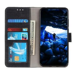 Image 3 - Kılıf için Huawei Y5 Y6 Y7 Y9 2019 Mate 30 Lite P30 Pro onur 9X Pro P akıllı Z w /manyetik cüzdan kart sahipleri kredi kartı kimliği kapak