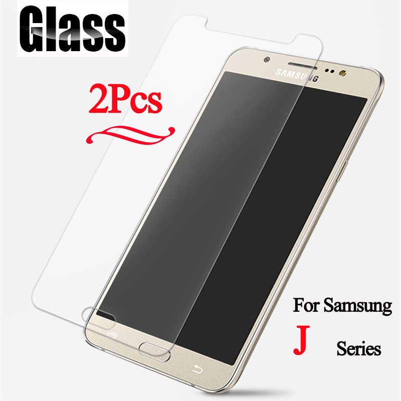 2 Pcs protective <font><b>glass</b></font> for <font><b>samsung</b></font> <font><b>galaxy</b></font> J6 <font><b>J4</b></font> Plus J7 J8 <font><b>2018</b></font> screen protector for <font><b>samsung</b></font> J5 J7 Pro tempered <font><b>glass</b></font> film 9h image