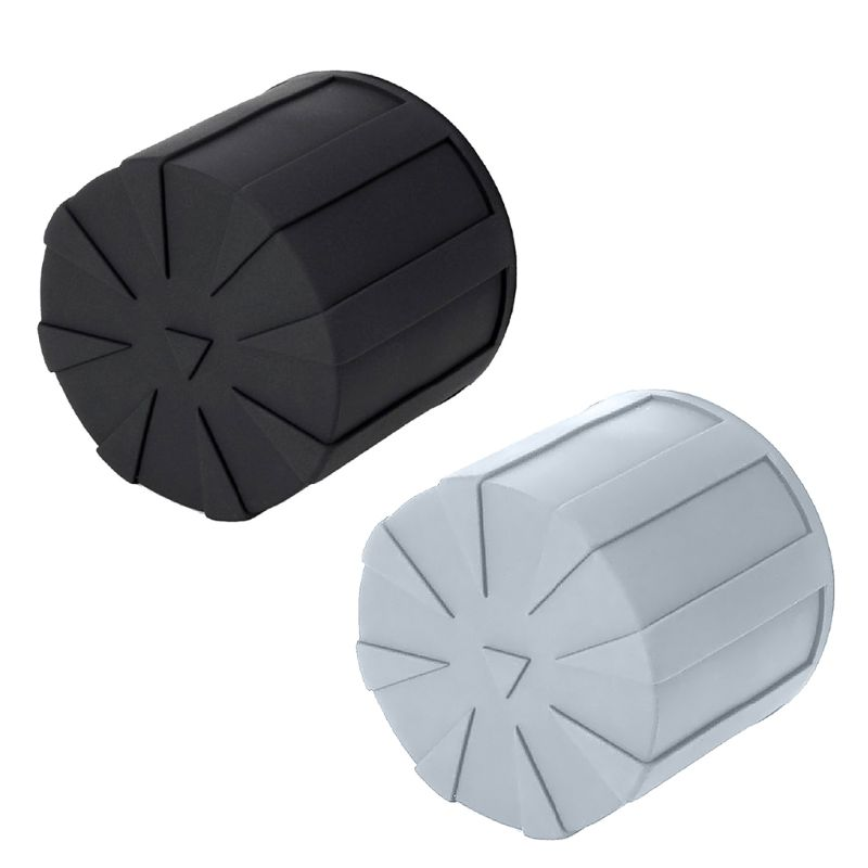 Universal Anti-Dust Fallproof Silicone Protective Cover Lens Cap Protector for Canon Nikon DSLR Camera Lenses Accessories