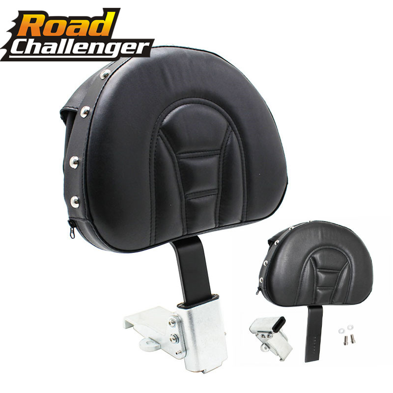 Motorcycle Backrest Kit For For Victory 2010-2017 Cross Country & 2012-2013 Hard-Ball