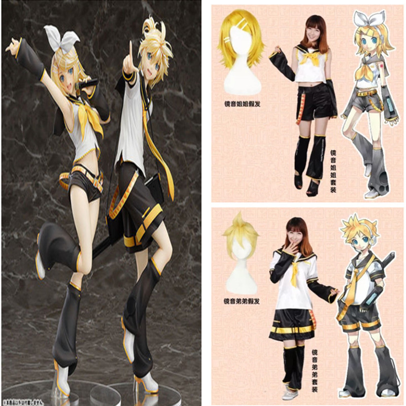 font-b-vocaloid-b-font-kagamine-rin-kagamine-len-halloween-uniform-cosplay-complete-costumes-tops-shorts-anime-mirror-sound-twin-sister-set