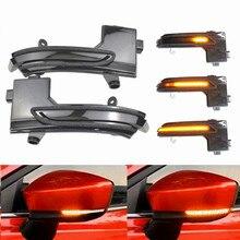 وميض إشارة الانعطاف الديناميكية LED ، مرآة جانبية متسلسلة ، ضوء مؤشر لمازدا 3 ، مازدا 3 ، Axela ، Mazda6 ، مازدا 6 ، أتنزا 2017 ، 2018
