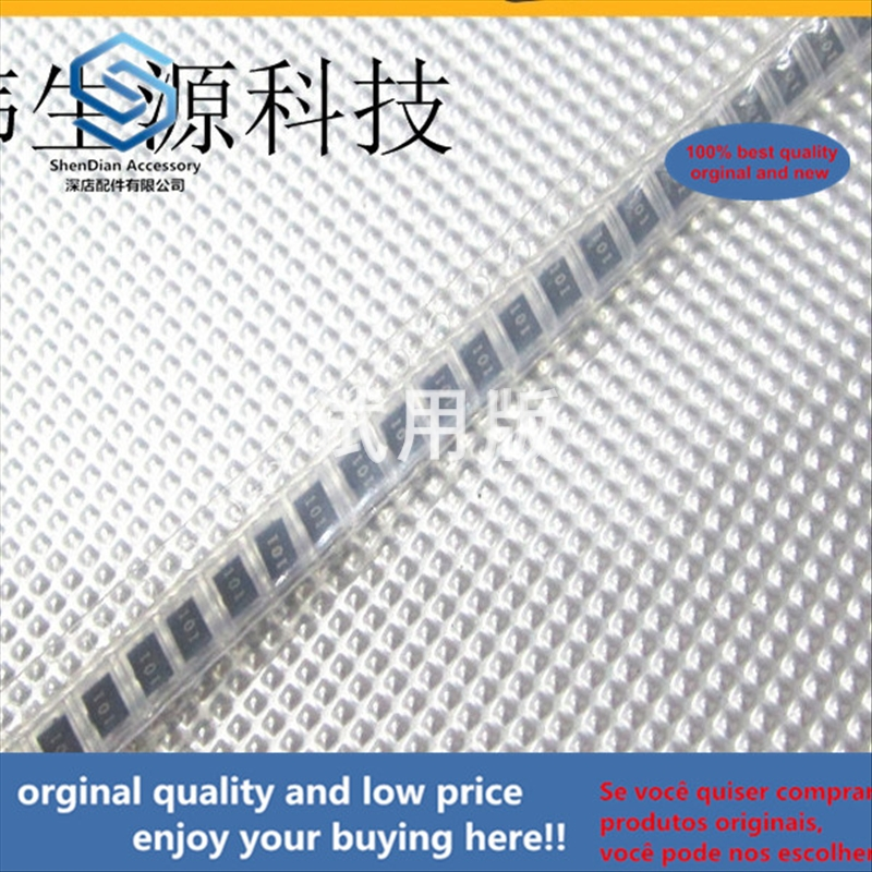 50pcs 100% Orginal New Best Quality Wire Wound Inductor 1210 100uH 5% NLV32T-101J-PF Plastic Package Inductor Silk Screen: 101