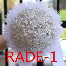Wedding Bridal Accessories Holding Flowers 3303 RADE