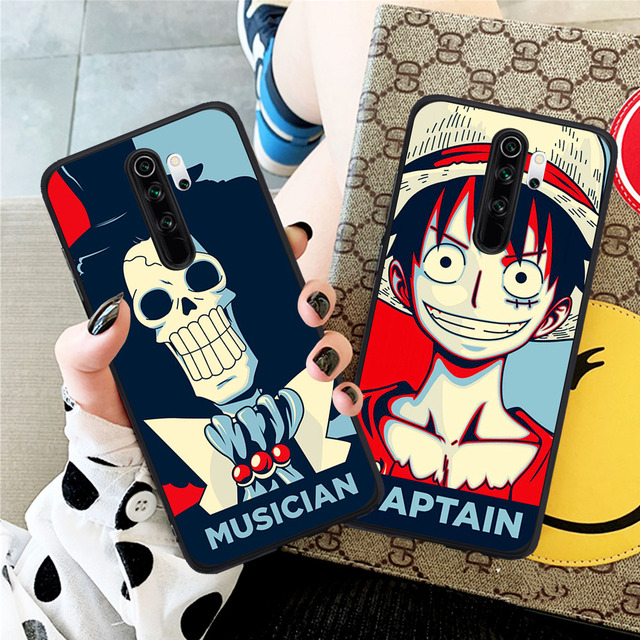 ONE PIECE XIAOMI PHONE CASE (9 VARIAN)