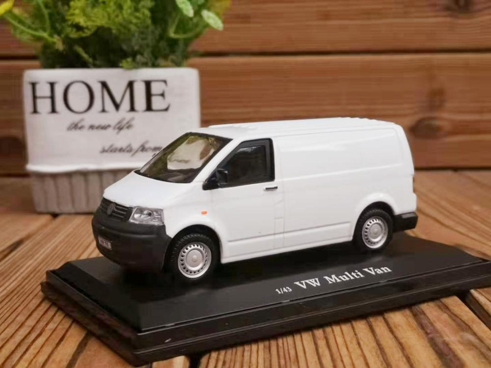 Exquisite Original 1:43 VW Multi Van Alloy Model,high Simulation Die-cast Metal Car Model,collect Gifts,free Shipping