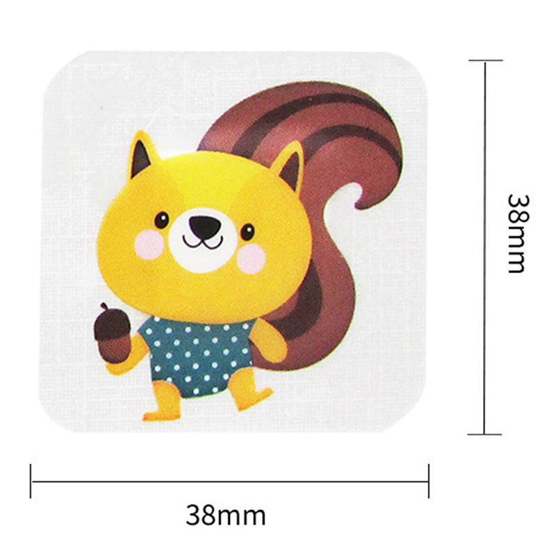 Image 5 - 16Pcs/Lot Waterproof Breathable Cute Cartoon Band Aid Hemostasis  Adhesive Bandages First Aid Emergency Kit For Kids ChildrenEmergency  Kits
