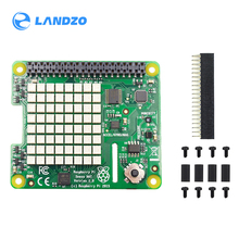 Raspberry Pi Sense HAT z orientacją, ciśnienie, wilgotność i czujniki temperatury Raspberry Pi
