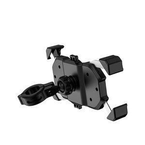 """Image 4 - Universel 360 degrés rotatif vélo vélo moto support de téléphone berceau pince de montage pour iPhone oneplus 3.5 6.5 """"téléphone portable"""